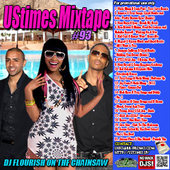 DJ FLOURISH presents UStimes Mixtape #93
