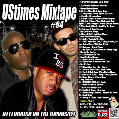 DJ FLOURISH presents UStimes Mixtape #94