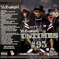 DJ FLOURISH presents UStimes Mixtape #95