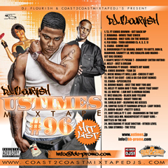 DJ FLOURISH presents UStimes Mixtape #96 Hit List