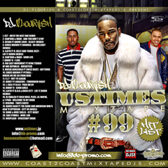 DJ FLOURISH presents UStimes Mixtape #99 Hit List