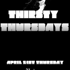 4/21(木) Thirsty Thursdays @ Velours