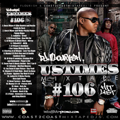 DJ FLOURISH presents UStimes Mixtape #106 Hit List