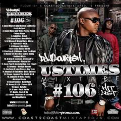 DJ FLOURISH presents UStimes Mixtape #106 Hit List